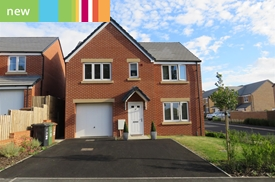 Fortress Close, Weldon, Corby