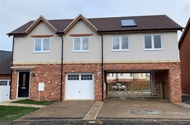 Hobby Drive, Priors Hall, Corby