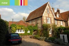 Glebe Cottages, Chesham