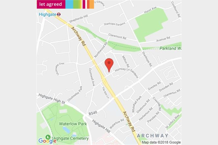 Langdon Park Road, Highgate, London