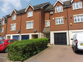 Pearcy Close, Harold Hill, ROMFORD