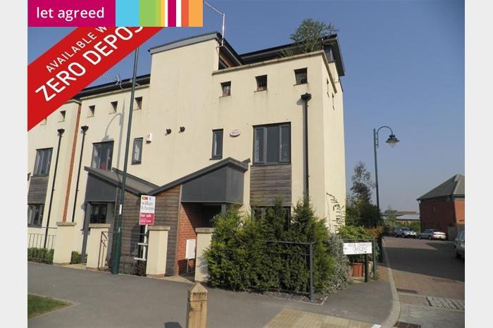 Four Chimneys Crescent, Hampton Vale, Peterborough