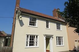 Church Walk, Mildenhall, Suffolk