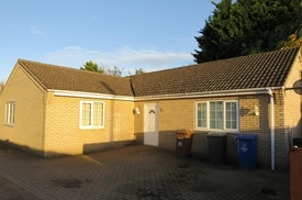 Church Close, Church Lane, Beck Row
