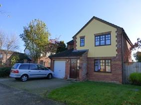 Charles Melrose Close, Mildenhall, BURY ST. EDMUNDS