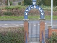 Water End, Thorpe Meadows, Peterborough Photo 8
