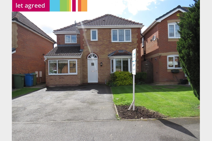 Greenfields Way, Carlton-in-Lindrick, WORKSOP