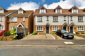 Mulberry Gardens, Goring-by-Sea, WORTHING