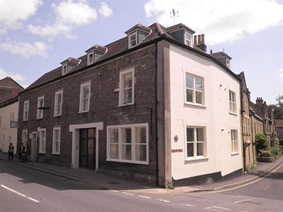 North Parade, FROME