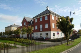Lackford Place, Ravenswood, Ipswich
