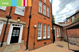 Elliston House, Elm Street, Ipswich