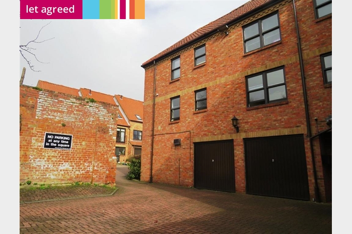 Wain Well Mews, LINCOLN