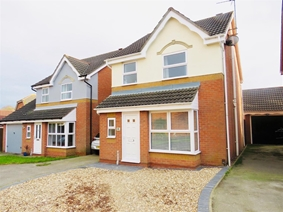 Mareham Close, Bracebridge Heath, LINCOLN