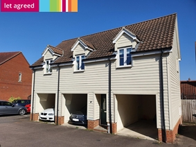 Badger Road, New Costessey, NORWICH