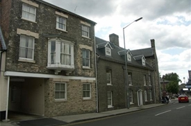 Castle Street, THETFORD