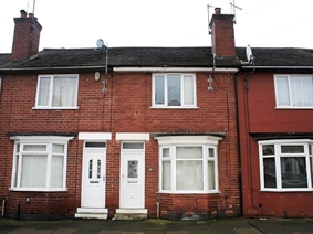 Scarth Avenue, Balby, DONCASTER