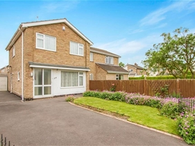 Coombe Rise, Oadby, LEICESTER