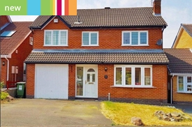 Winterfield Close, Glenfield, LEICESTER