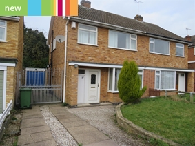 Somerby Drive, Oadby, LEICESTER