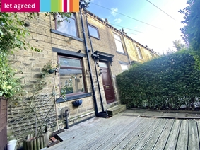 West Terrace Street, Stanningley, PUDSEY