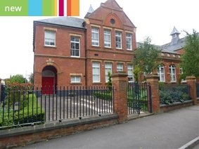 The Old School, Euclid Street, Swindon