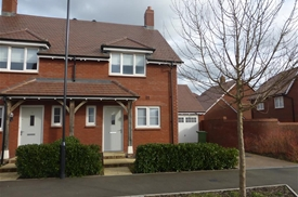 De Morgan Crescent, Tadpole Garden Village, Swindon