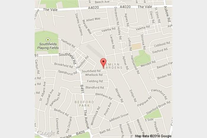Southfield Road, Chiswick, London