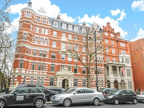 Queens Gate, South Kensington