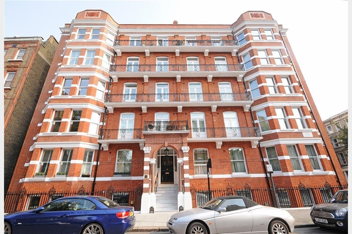 Nevern Square, Earls Court, London