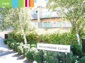 Wooldridge Close, Feltham