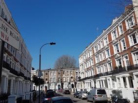 Maclise Road, Brook Green, LONDON