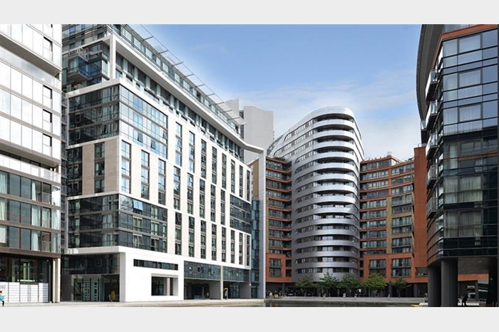 Merchant Square East, Paddington W2, London