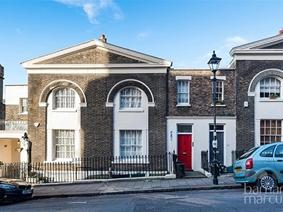 Lloyd Baker Street, Bloomsbury, WC1X