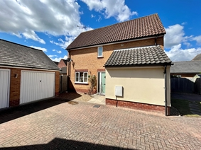 Fairfax Drive, Weeting, BRANDON