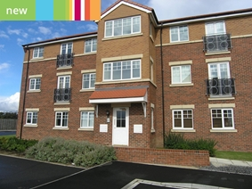 Strawberry Apartments, Lady Mantle Close, Bishop Cuthbert