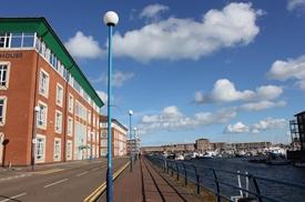 Harbour Walk, HARTLEPOOL