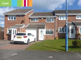 Middlewood Close, Clavering, HARTLEPOOL