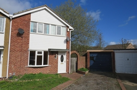 Briar Lea Close, Sinfin, DERBY
