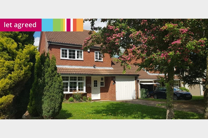 Barnfield Drive, Solihull, West Midlands