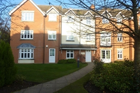 Chancel Court, Solihull, West Midlands