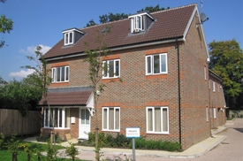 Crabtree Court, West Green, Crawley