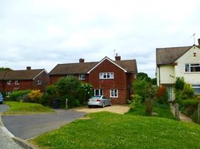 Evelyn Cottages, Abinger Common, Dorking