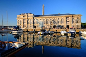 Brewhouse, Royal William Yard, Stonehouse