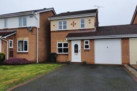 Anglesey Close, ELLESMERE PORT