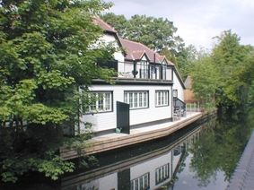 South Cottages, Boulters Lock Island, Maidenhead
