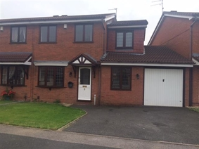 Jasmine Way, Darlaston, WEDNESBURY