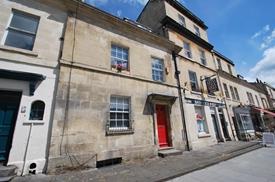 Claverton Buildings, Bath