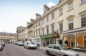 Milsom Street, Bath