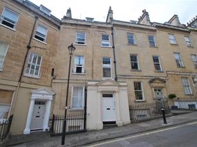 Third Floor Maisonette, Bath