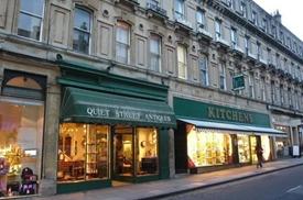 Quiet Street, Bath